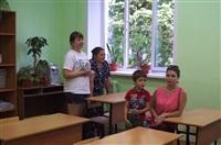 Денис Бычков проверяет школы Тульской области, Фото: 39