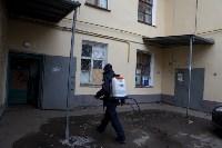 Дезинфекция в Пролетарском округе Тулы, Фото: 9