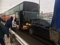 Массовое ДТП под Тулой на Калужской шоссе, Фото: 3