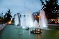 В Кировском сквере открылся светомузыкальный фонтанный комплекс: Фоторепортаж Myslo, Фото: 16