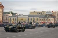 Вторая генеральная репетиция парада Победы. 7.05.2014, Фото: 43