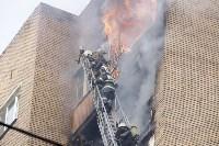 Пожар на проспекте Ленина, Фото: 30