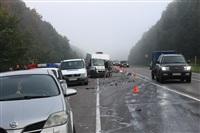 ДТП на автодороге «Крым», 10 сентября 2013 г., Фото: 4