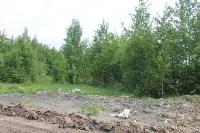 В тульском Заречье жители год добиваются ликвидации ядовитой свалки, Фото: 17