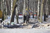 Центральный парк культуры и отдыха им. Белоусова. Декабрь 2013, Фото: 23