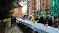 Туляки освящают пасхи и куличи, Фото: 17