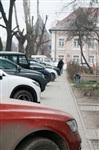 Парковка в районе ул. Тургеневской (недалеко от ТЦ «Гостиный двор»), Фото: 3