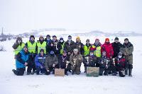 В Туле выбрали лучших рыбаков по ловле на блесну со льда, Фото: 83