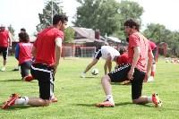 Тренировка «Арсенала» на стадионе «Желдормаш», Фото: 15
