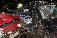 В ДТП на М-2 в Туле пострадали четыре человека, Фото: 8