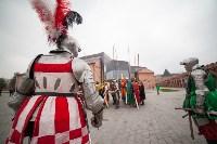 Средневековые маневры в Тульском кремле. 24 октября 2015, Фото: 170