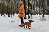 В Комсомольском парке прошёл рейд по выявлению собачников-нарушителей, Фото: 13