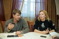 Алексей Ягудин и Татьяна Тотьмянина в Туле, Фото: 30