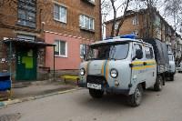 Дезинфекция в Пролетарском округе Тулы, Фото: 39