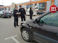 В Туле приставы и налоговики начали искать должников на парковках супермаркетов, Фото: 8