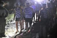 Тульские военнослужащие ВДВ окунулись в прорубь на Крещение, Фото: 12
