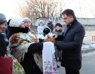 Вручение ключей от квартир детям-сиротам Донского, 29.12.2015, Фото: 5