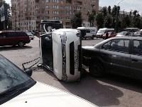Массовое ДТП на проспекте Ленина, Фото: 10