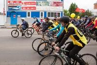 В Туле прошел большой велопарад, Фото: 103