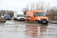 Потоп на ул. Рязанской и Восточном обводе, Фото: 15