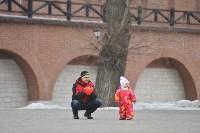 Масленица в Торговых рядах тульского кремля, Фото: 41