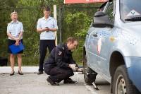 Конкурс водительского мастерства среди полицейских, Фото: 16