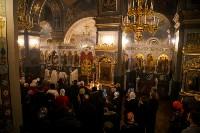 Пасхальное богослужение в Успенском соборе, Фото: 2