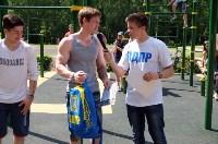Соревнования по воркауту от ЛДПР, Фото: 75