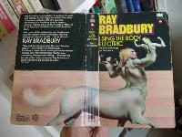 Обложка сборника рассказов Рэя Брэдбери «Электрическое тело пою!», Фото: 3