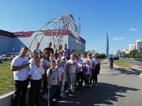 Туляки исполнили рекордный гимн России, Фото: 10
