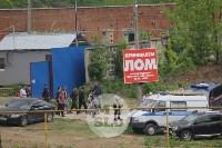 Расстреляли полицейского на Косой Горе, Фото: 6