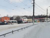 Улица Металлургов в Туле встала в пробке из-за ДТП с автобусом, Фото: 2