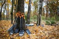 В Центральном парке Тулы появился сосновый бор «Слободы», Фото: 2