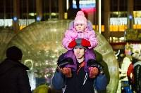Главную ёлку Тулы открыли грандиозным фейерверком, Фото: 48
