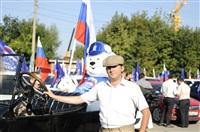 Автопробег на День российского флага, Фото: 6