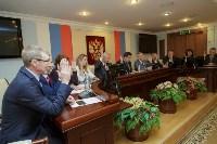 Алексей Дюмин получил знак и удостоверение губернатора Тульской области, Фото: 9