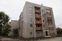 Алексей Дюмин посетил дом в Ясногорске, восстановленный после взрыва, Фото: 6