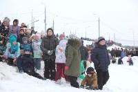 Как туляки провожали зиму на набережной Упы, Фото: 109