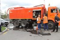 В Туле начался капитальный ремонт ливневки на ул. Коминтерна, Фото: 2