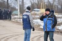 Бунт в цыганском поселении в Плеханово, Фото: 8