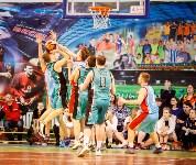 Плавск принимает финал регионального чемпионата КЭС-Баскет., Фото: 81