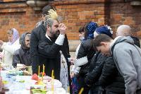 Туляки освящают пасхи и куличи, Фото: 59