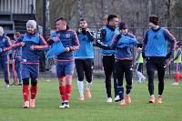 Тульский «Арсенал» готовится к домашней игре с «Сибирью», Фото: 49