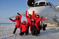 Алексинец достиг Северного полюса Алексей Маслаков, Фото: 5