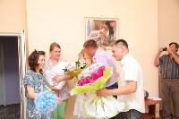 День семьи, любви и верности в перинатальном центре 8.07.2015, Фото: 5