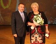 Юрий Андрианов поздравил тулячек с Днем матери, Фото: 19
