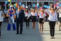 1 сентября в тульских школах прошли праздничные линейки , Фото: 18