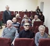 Кинопоказ для людей с проблемами слуха и зрения, Фото: 11