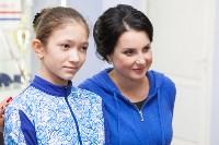 Мастер-класс по фигурному катанию от Ирины Слуцкой в Туле, Фото: 35