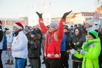 Физкультминутка на площади Ленина. 27.12.2014, Фото: 17